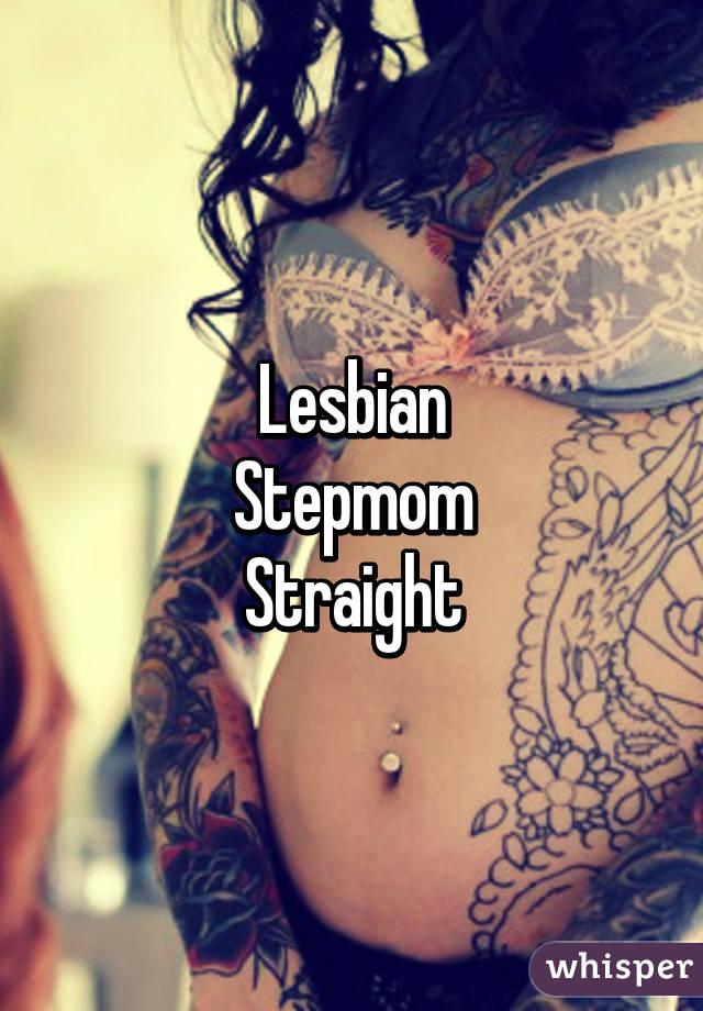 step mom Lesbian