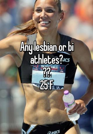 Safe Athlete female lesbian you
