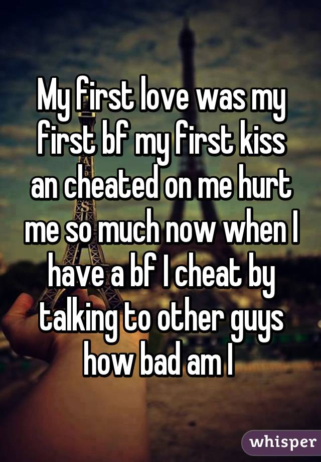 Cheated on by First Love (Long)