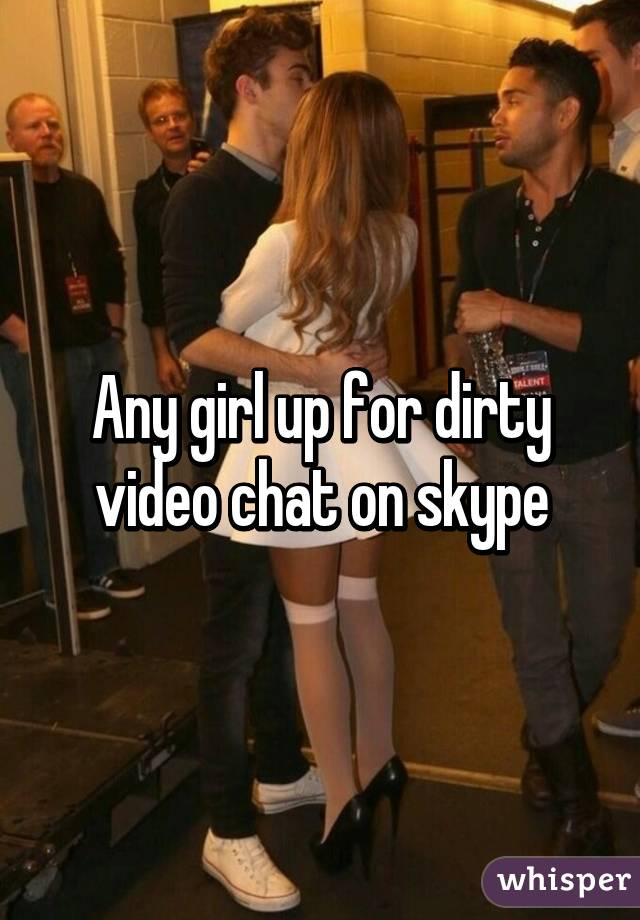 dirty video chat