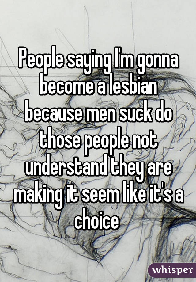 Suck it lesbian