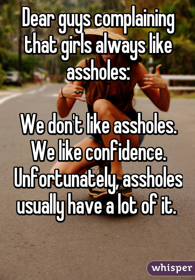 what girls dont like about guys