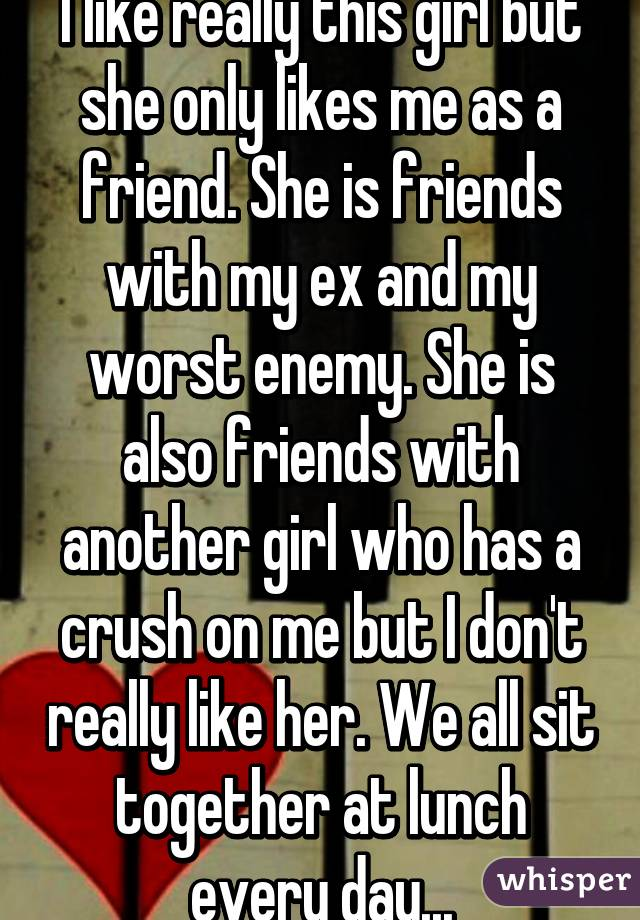 I like me my friends like me