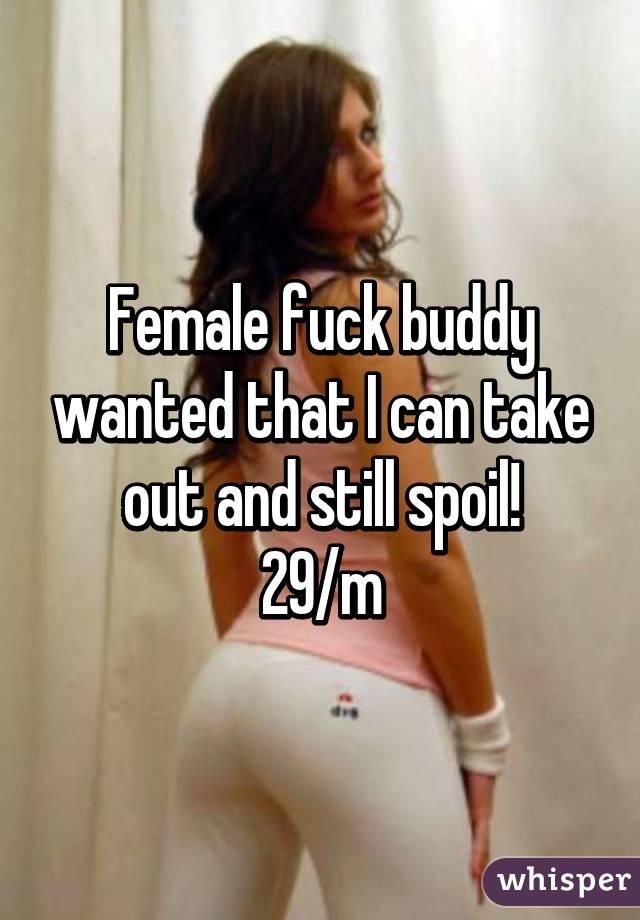 female fuck buddy