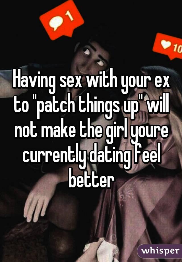 Things that feel like sex