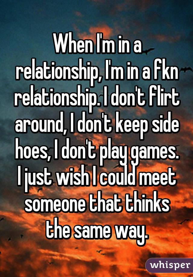 When does flirting go too far