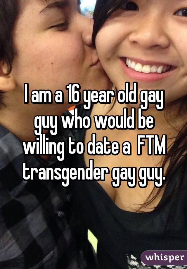 Ftm dating gay guys