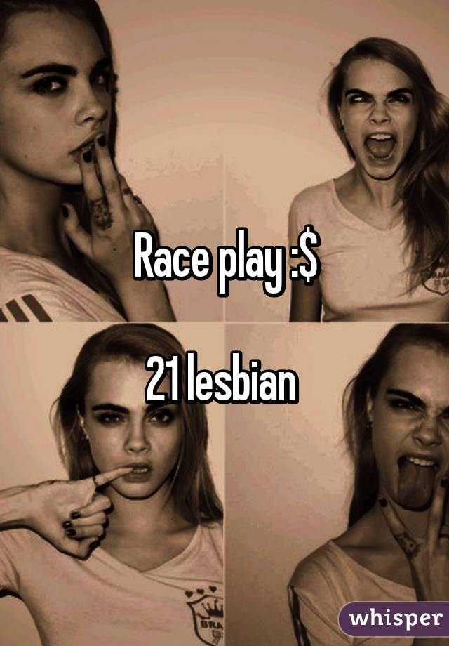 Lesbian for play