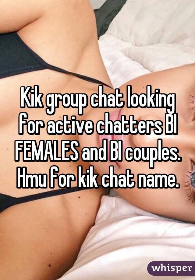 Adult Bi Female Chat