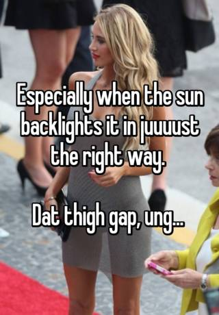 especially when the sun backlights it in juuuust the right way dat
