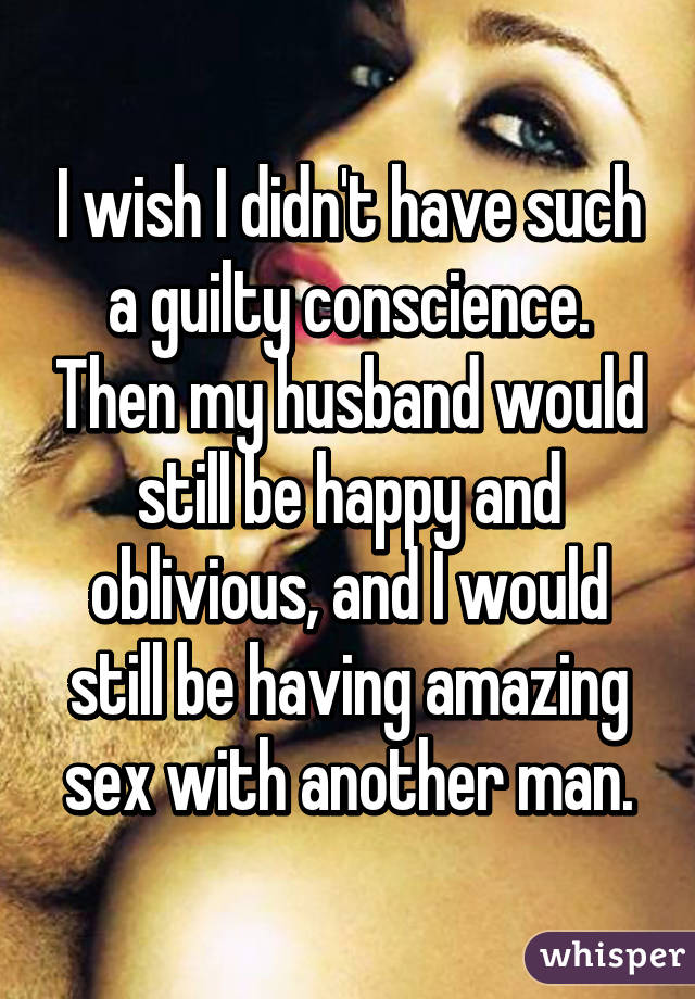 Sex and conscience