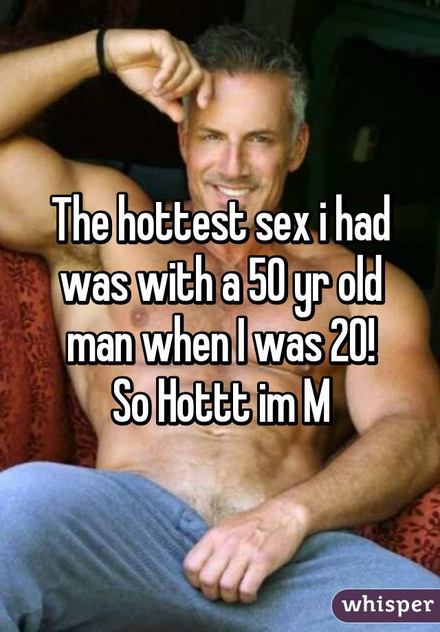 Sex With 50 Year Old Man