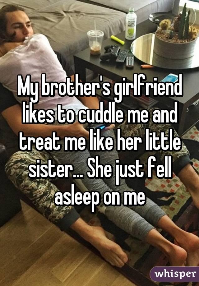 Girlfriends little sister