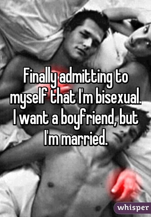 Bi sexual boyfriend