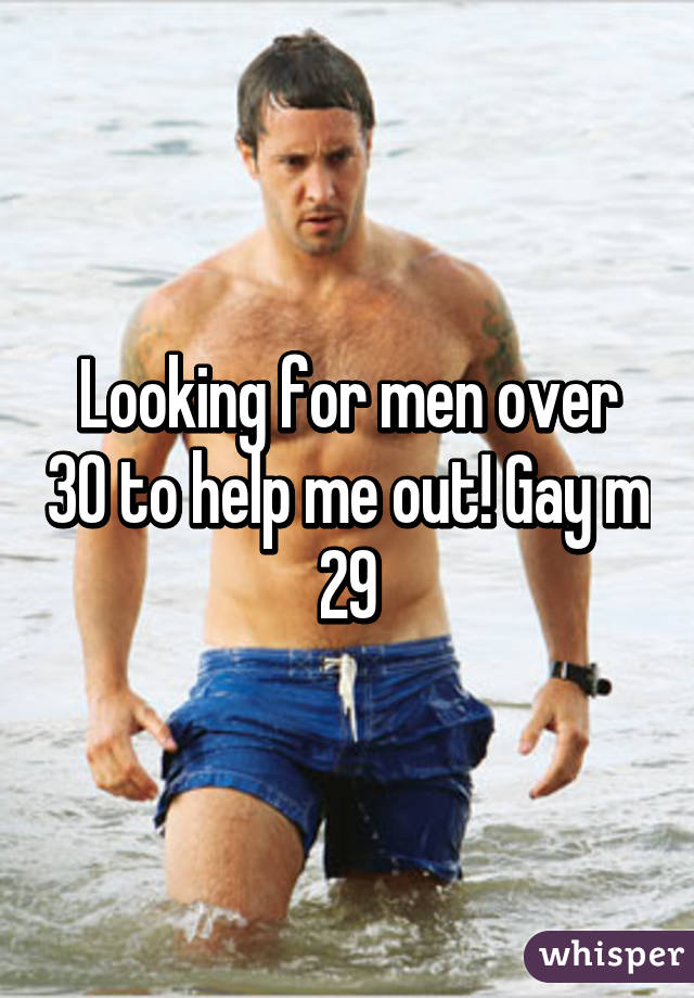 Man over 30