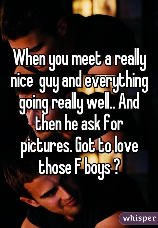 Where To Meet A Nice Man