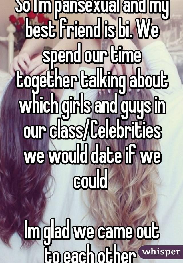 So Im Dating This Bi Guy