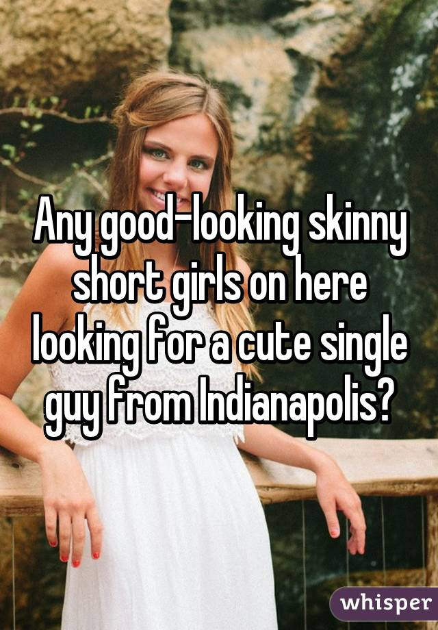 looking for a single guy