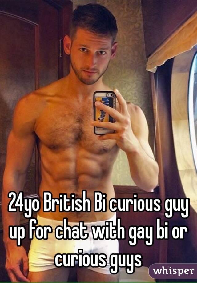 Gay curious