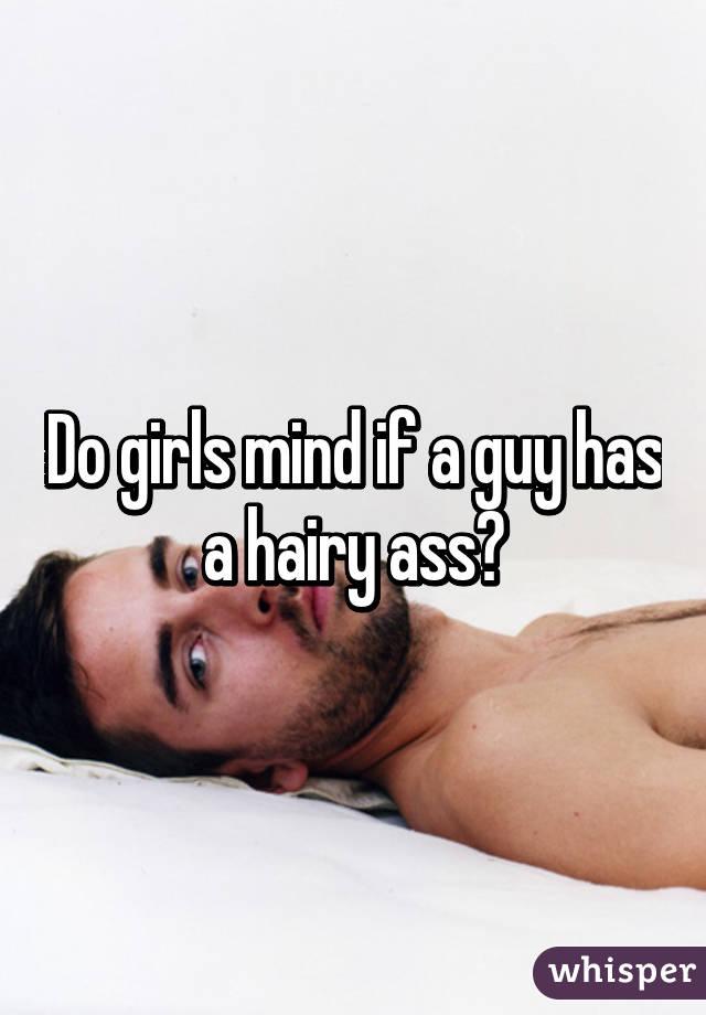 Bushy ass massage
