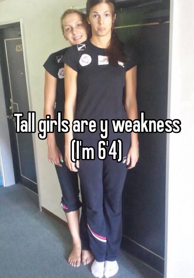 6 4 tall girl