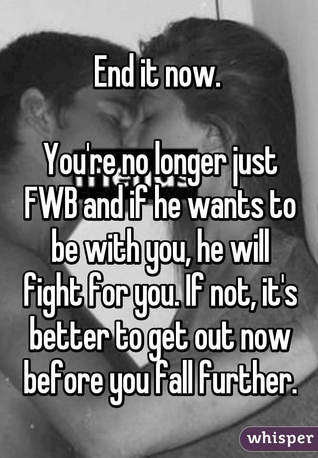 When He No Longer Wants You