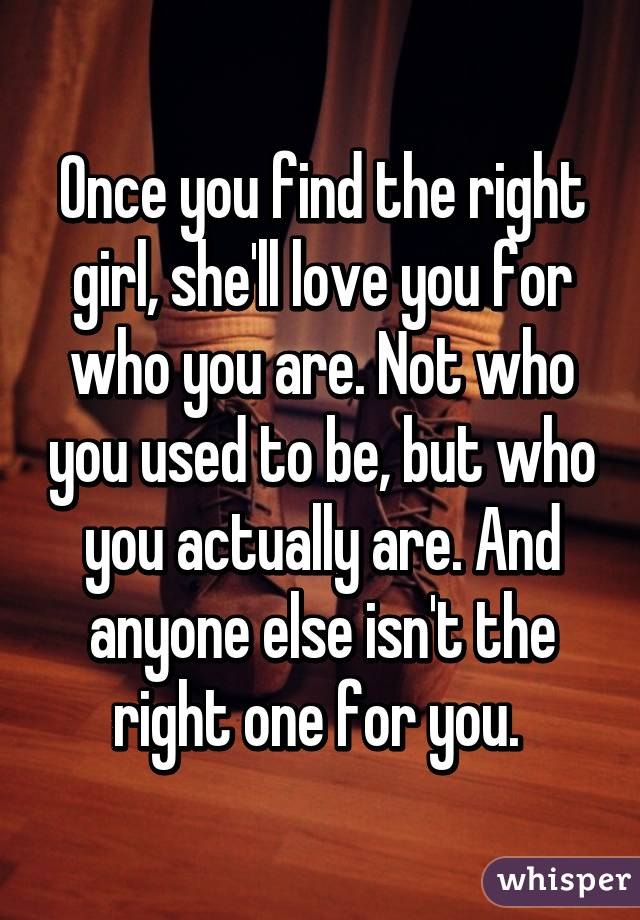 How To Find The Girl For You
