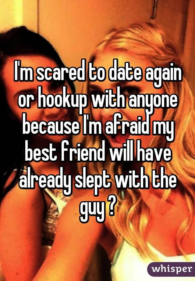 My best friend is hookup a guy i like