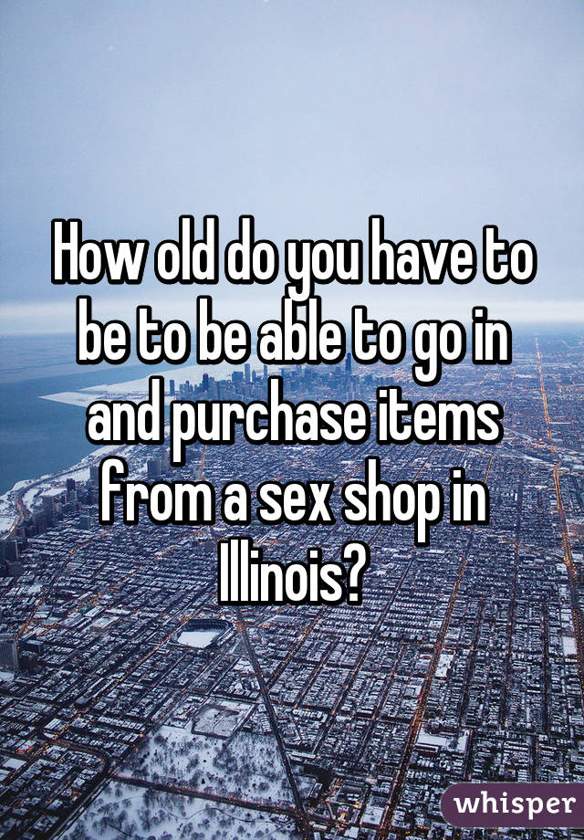 shop illinois sex