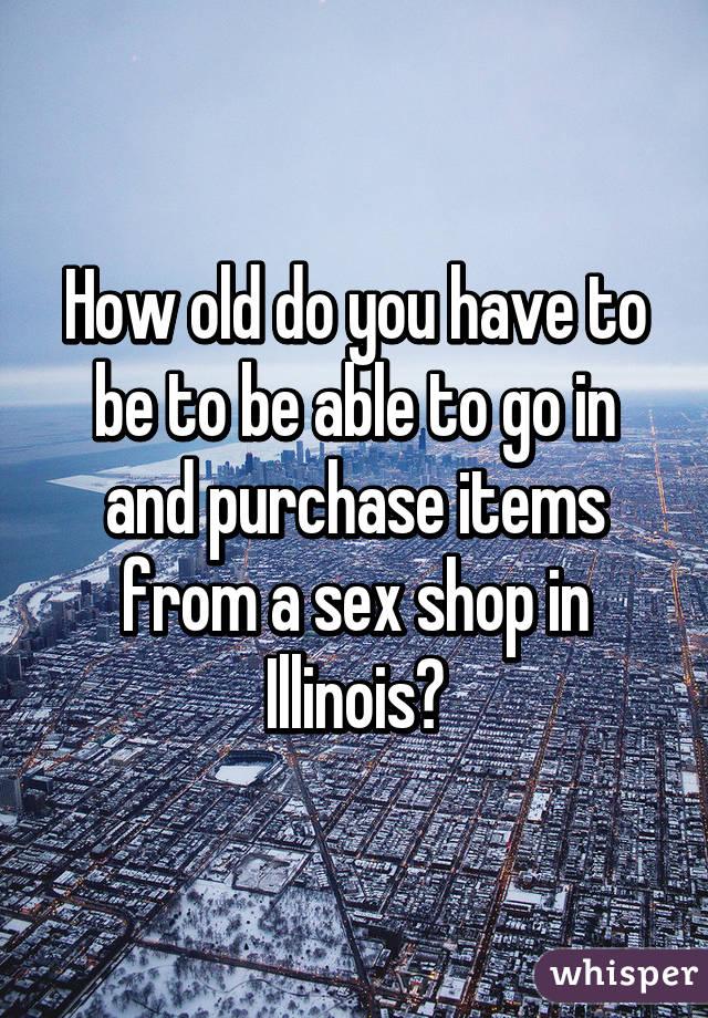 shop illinois sex