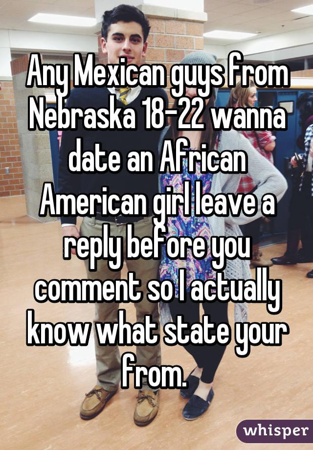 Dating african american girl