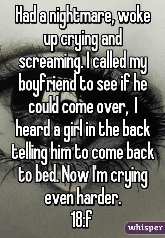 My boyfriend left me will he come back