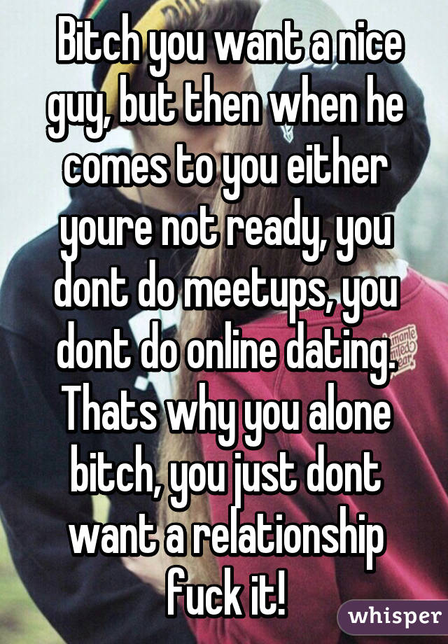 dating guy who doesnt want a relationship