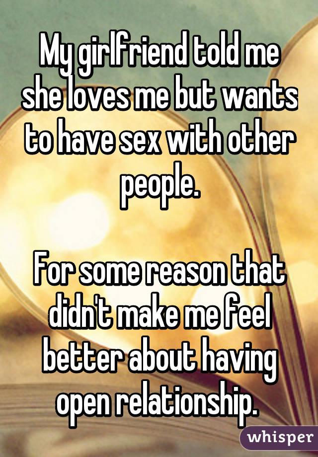 Make my girlfriend love sex