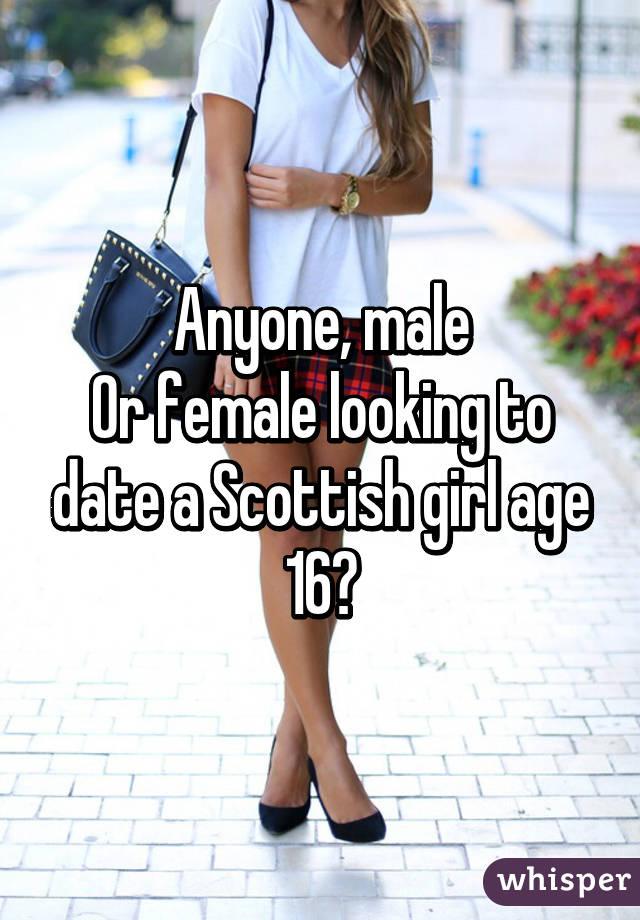 Dating scottish girl