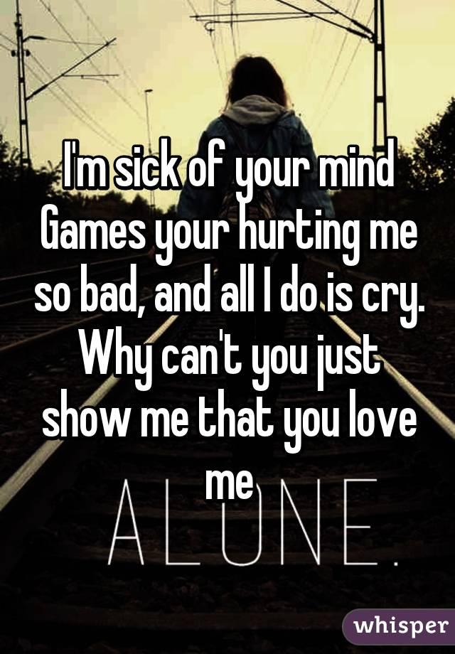 love me so bad