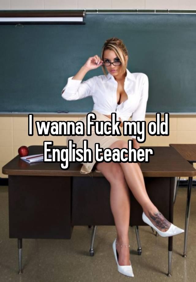 Fucking My Real School Teacher