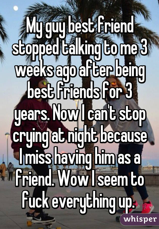 What Does It Mean When Your Guy Friend Ignores You