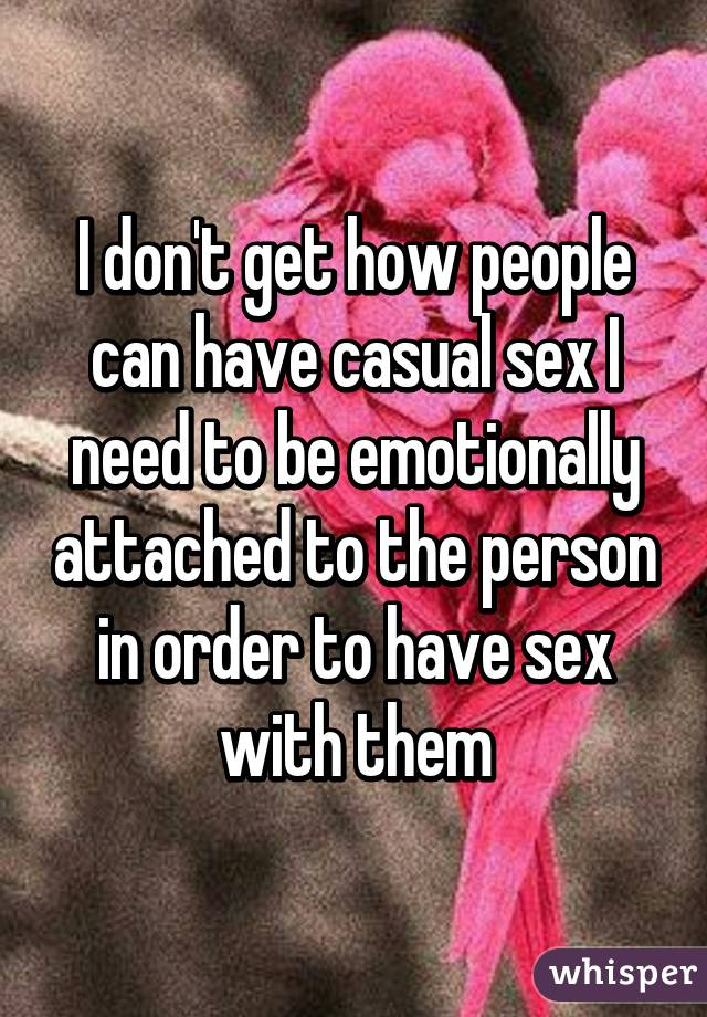 Where to have casual sex