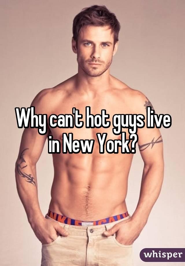 Hot guys live