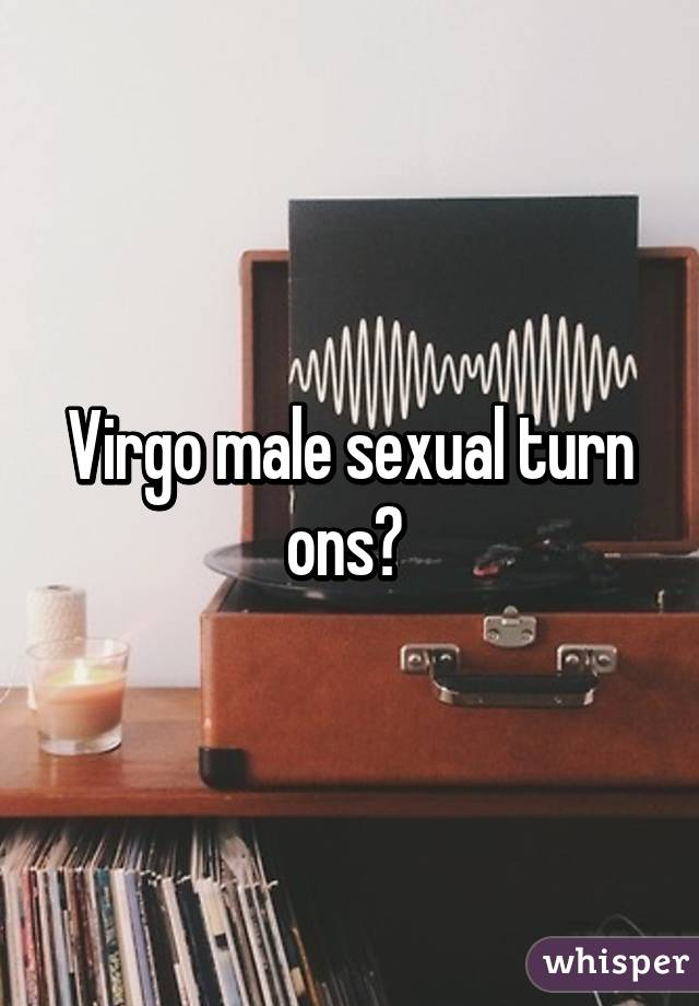 Sexual turn ons for men