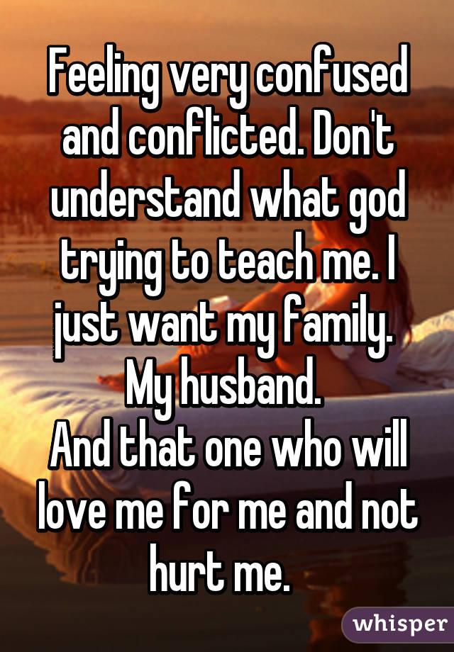 私は夫に私を愛してもらいたい