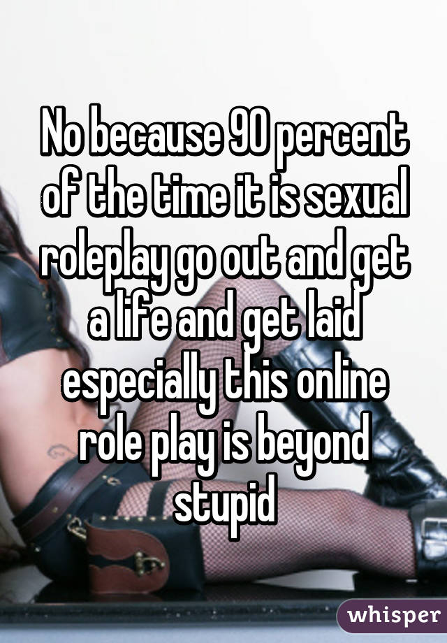 Sex role play online