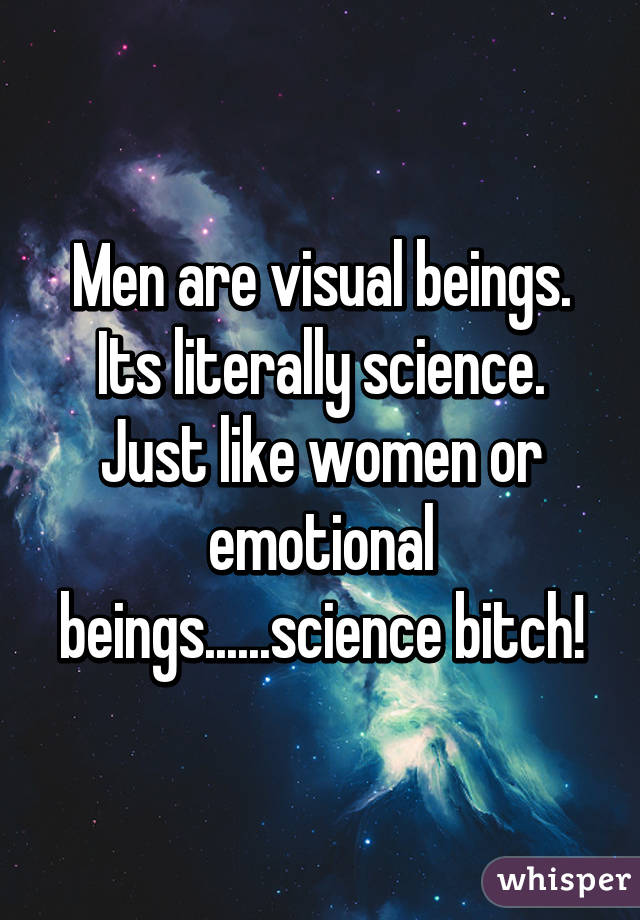 women are emotional beings
