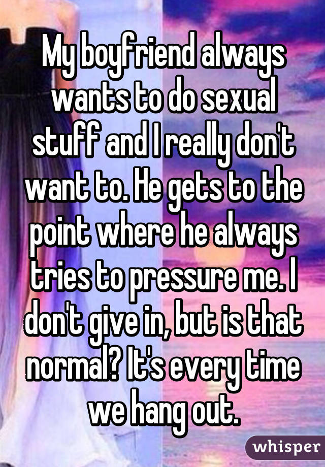 Its Always Time For Sex