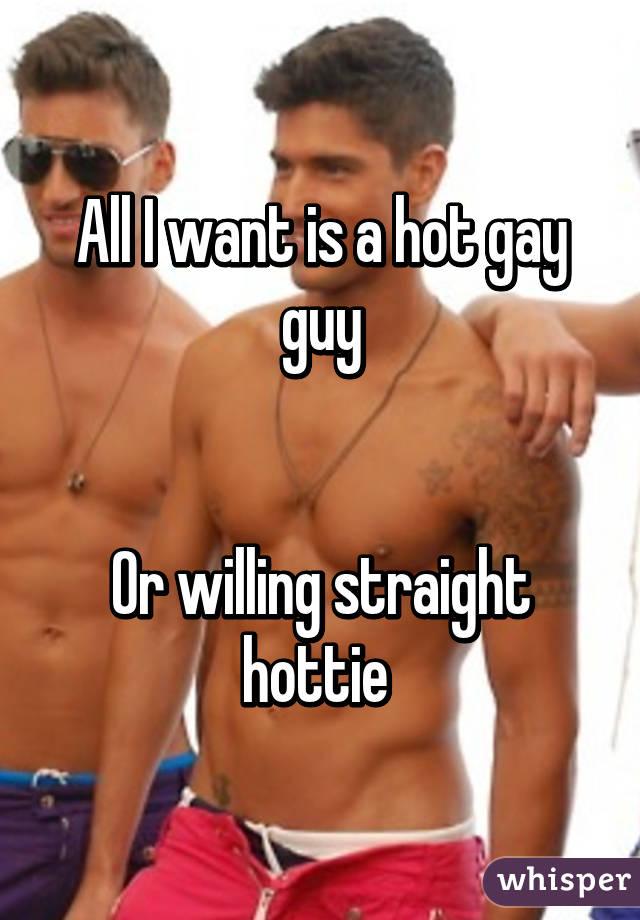 Gay hottie