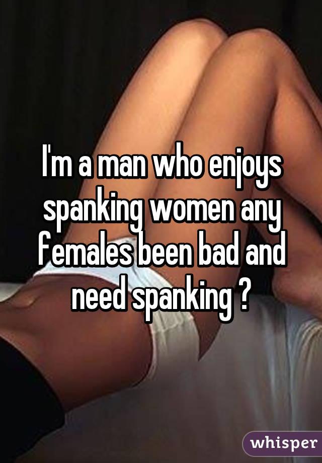 Women who need spankings