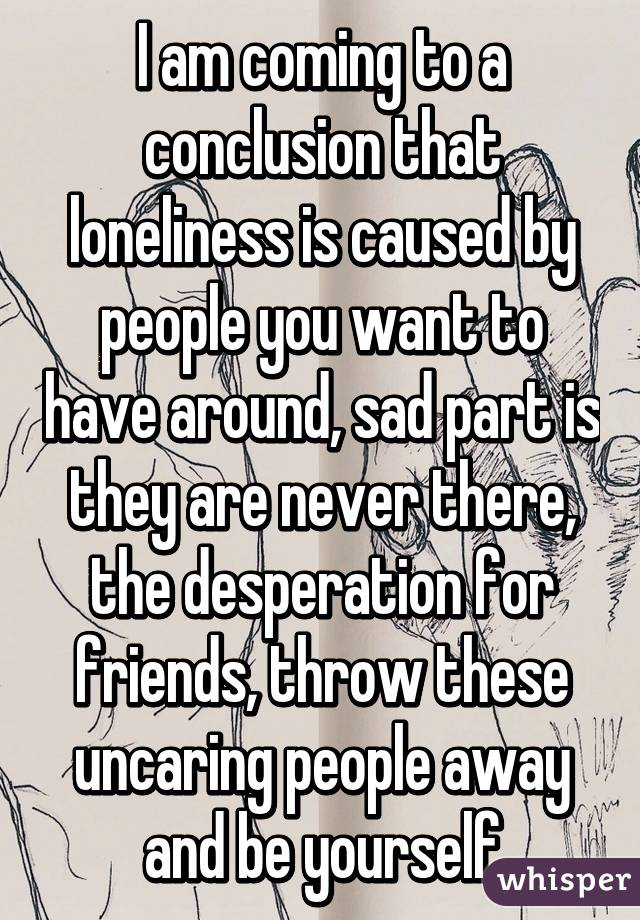 Persuasive essay on loneliness