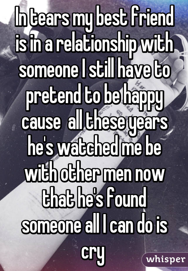 when men cry in a relationship