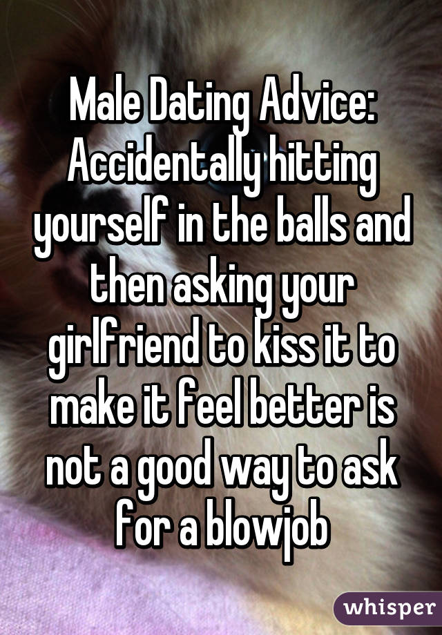 With you how to ask for a blowjob